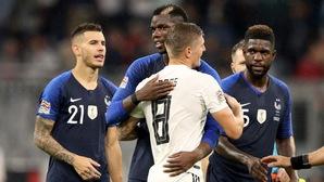 """Màn cứu thua khó tin của """"thủ môn lạ"""" và 5 điểm nhấn không thể bỏ qua từ trận Đức - Pháp"""