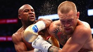 """Video Mayweather """"đọc vị"""" và """"trả bài"""" chuẩn để hạ gục McGregor"""