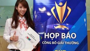 """Dương Thúy Vi bất ngờ khi được đề cử giải """"Oscar thể thao VN"""""""
