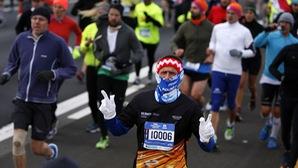 Kinh nghiệm chạy bộ khi trời lạnh mùa đông