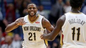 Highlights và Box Score trận New Orleans Pelicans - Atlanta Hawks