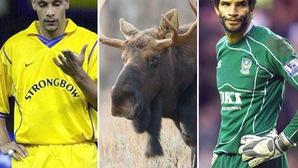Top những ca chấn thương kỳ lạ nhất trong lịch sử bóng đá (Kỳ 1)