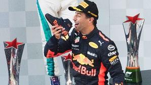 Ricciardo tự tin vô địch Barcelona GP dù... đâm xe ở màn đua thử