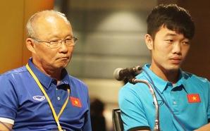 HLV Park Hang Seo tiết lộ cách dạy Xuân Trường làm đội trưởng như thế nào?