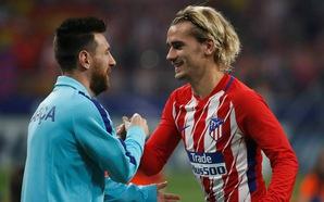 Tin bóng đá ngày 20/5: Hé lộ việc Messi tiếp xúc với Griezmann