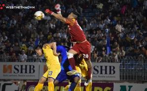 HLV Đức Thắng than phiền vì lịch thi đấu sau trận hoà Quảng Nam