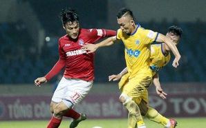 Trực tiếp bóng đá: Than Quảng Ninh - FLC Thanh Hóa