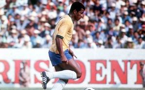Video 50 bàn đẹp nhất lịch sử World Cup: Bàn siêu tốc của Jairzinho
