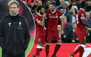 """Ngôi sao của Liverpool có """"đói bụng"""" khi đá chung kết Champions League?"""