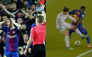"""Trọng tài bắt trận Barca - Real """"kinh hoàng"""" nhất lịch sử Siêu kinh điển?"""