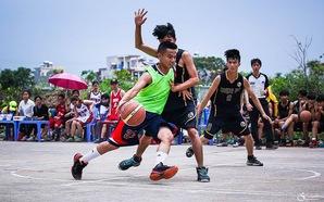 Tư vấn kỹ năng bóng rổ: Bài học dẫn, khống chế bóng (Level 3)
