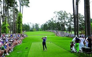 Những điều thú vị từ sân golf tổ chức Major Augusta danh giá