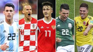 Top 10 ngôi sao khuấy động TTCN Hè sau khi bùng nổ ở World Cup 2018 (kỳ 2)