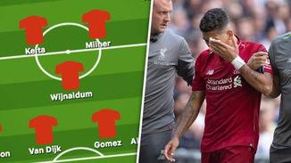 Chuyên gia chọn ai đá chính trên hàng công Liverpool nếu Firmino ngồi ngoài?