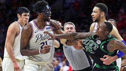 """""""Hình như hắn đang chửi mình?"""" hay chuyện về một """"đặc sản"""" ở NBA"""