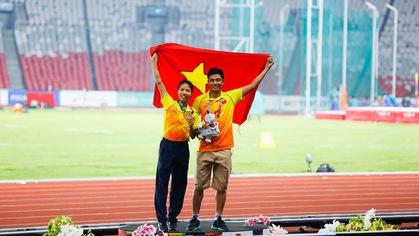 HLV Nguyễn Mạnh Hiếu: Tuổi trẻ tài cao và mỏ vàng nhảy xa, nhảy tam cấp