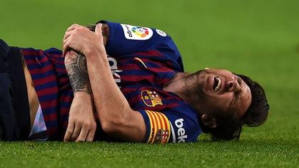 Ngoài Siêu kinh điển, Messi sẽ bỏ lỡ thêm những trận nào của Barcelona?