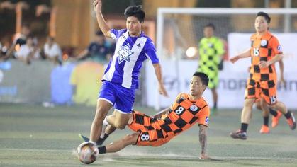 Link trực tiếp Giải Ngoại hạng Cúp Vietfootball - HPL-S6 Vòng 2
