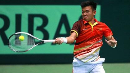 Lý Hoàng Nam giành cú đúp chiến thắng ở Vietnam F4 Futures