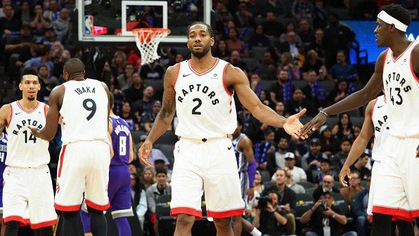 D? ?oán NBA: Toronto Raptors vs New Orleans Pelicans