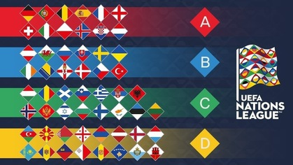 Nhận định tỉ lệ cược kèo bóng đá tài xỉu UEFA Nations League 2018/19 ngày 17/11