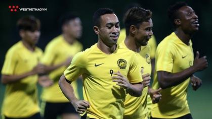 Malaysia đầy tự tin trong buổi tập đầu tiên tại Việt Nam, sẵn sàng nghênh chiến thầy trò ông Park Hang Seo