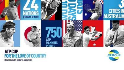 ATP ra mắt giải đấu mới, thể thức như World Cup