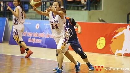 Nữ đội trưởng bóng rổ Cần Thơ và câu chuyện đặc biệt về đôi giày... chạy