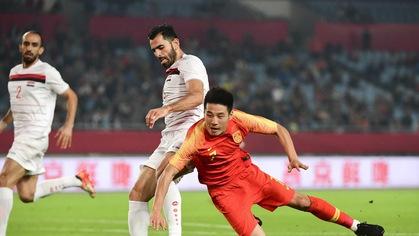 Nhận định tỷ lệ cược kèo bóng đá tài xỉu Trung Quốc vs Palestine