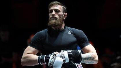 Conor McGregor luyện đòn độc chờ ngày tái xuất