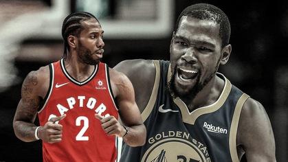 Bình luận lỡ miệng, Kevin Durant giảm cơ hội trở thành đồng đội của Kawhi Leonard