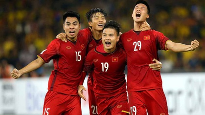 Link trực tiếp AFF Cup 2018: ĐT Việt Nam - ĐT Malaysia