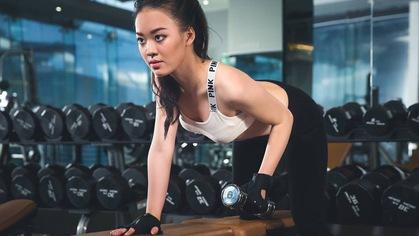 Nhan sắc Hoa hậu giỏi võ liên tục dự đoán chính xác tỷ số các trận cầu của đội tuyển Việt Nam