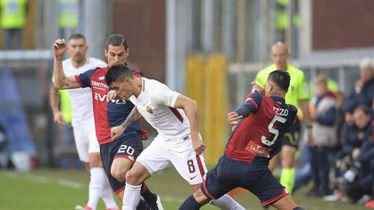 Nhận định tỷ lệ cược kèo bóng đá tài xỉu trận AS Roma vs Genoa