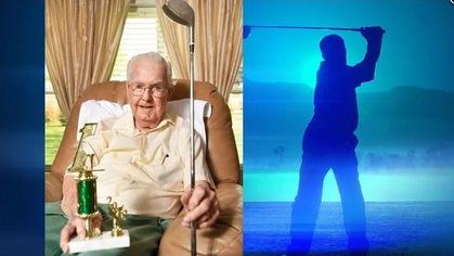 Tay Golf lập kỳ tích ghi cú hole-in-one ở tuổi... 93