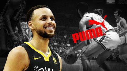 Chơi lớn thách thức Nike và Adidas, Puma ký hợp đồng với huyền thoại anti-fan Curry