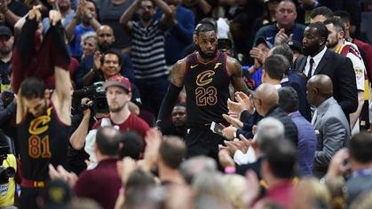 LeBron James vẫn nuôi hy vọng phục hưng Cavaliers