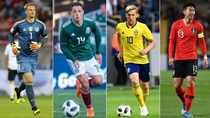 Thắng Thụy Điển, ĐT Đức có bao nhiêu cơ hội vào vòng knock-out?