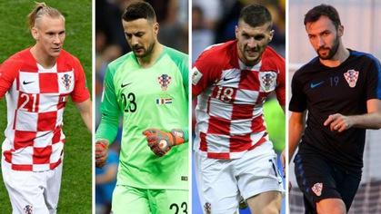 Giá trị các ngôi sao ĐT Croatia tăng chóng mặt sau World Cup 2018