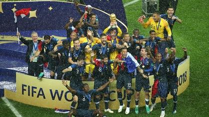 Truyền thông thế giới đánh giá thế nào về chức vô địch World Cup của ĐT Pháp?