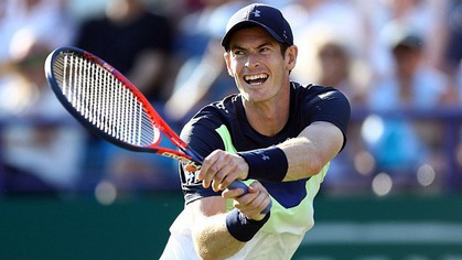Tụt xuống hạng 839 thế giới, Andy Murray liệu có hồi sinh ở US Open?