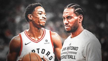 Xong: Spurs đồng ý để Kawhi Leonard sang Raptors và nhận lại DeRozan