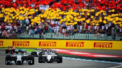 German GP 2018: Chặng đua lịch sử sẵn sàng khởi tranh
