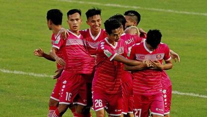 """XSKT Cần Thơ 1-3 Sài Gòn: """"Tội đồ"""" Hoàng Vissai đẩy Cần Thơ xuống đáy BXH"""