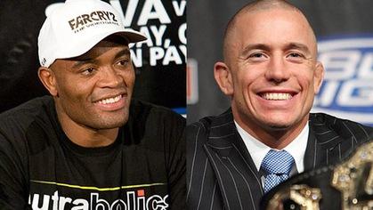 Silva vs. GSP: Trận đấu giữa hai huyền thoại sống của UFC vẫn có thể diễn ra?