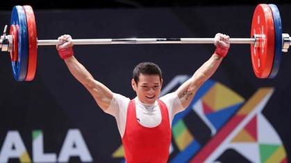 ASIAD 2018: Thạch Kim Tuấn là VĐV Việt Nam đầu tiên phải kiểm tra doping