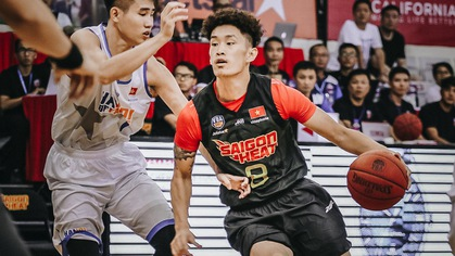 Tổng kết Regular Season 2018: Saigon Heat