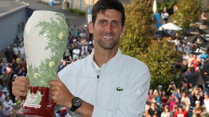 Thống kê chỉ ra Novak Djokovic sẽ là tay vợt vĩ đại nhất mọi thời đại?