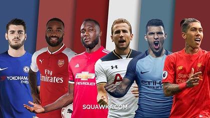 Lịch thi đấu và kết quả trực tiếp vòng 6 Ngoại hạng Anh mùa giải 2018/19