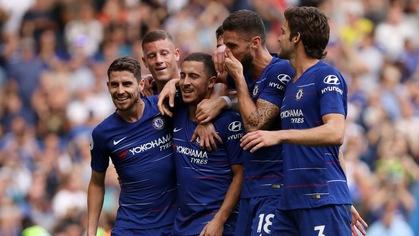 Thống kê chỉ ra Hazard bùng nổ ở Chelsea nhờ đối tác đạt hiệu quả kinh ngạc